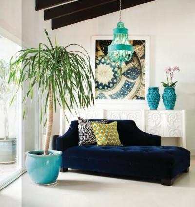 Navy, aqua, turquoise