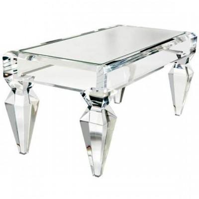 lucite__mirror_top_coffee_table craig van der brulle