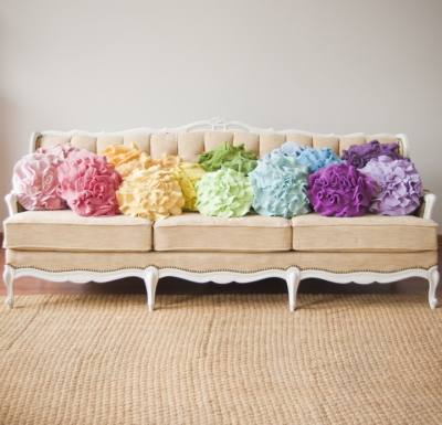 rose-rainbow-pillowsvia 79 ideas